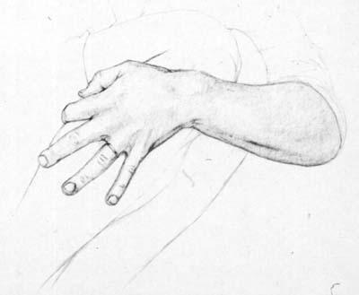 400x329 Figure Drawing