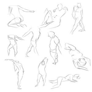 300x300 Figure Drawing Studies Anebarone
