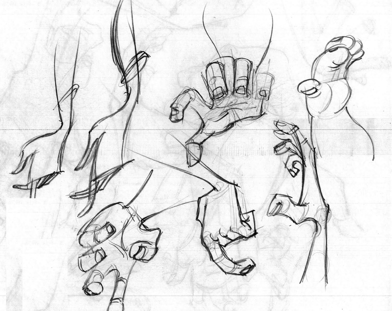 1600x1269 The Greedy Pencil Hand Drawings