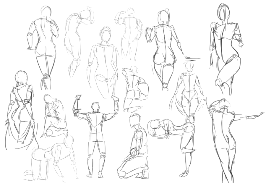 Hand Gestures Drawing