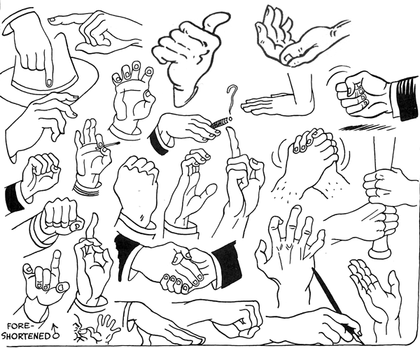 600x498 Learn How To Draw Hands With Drawing Lesson Amp Hands Positions