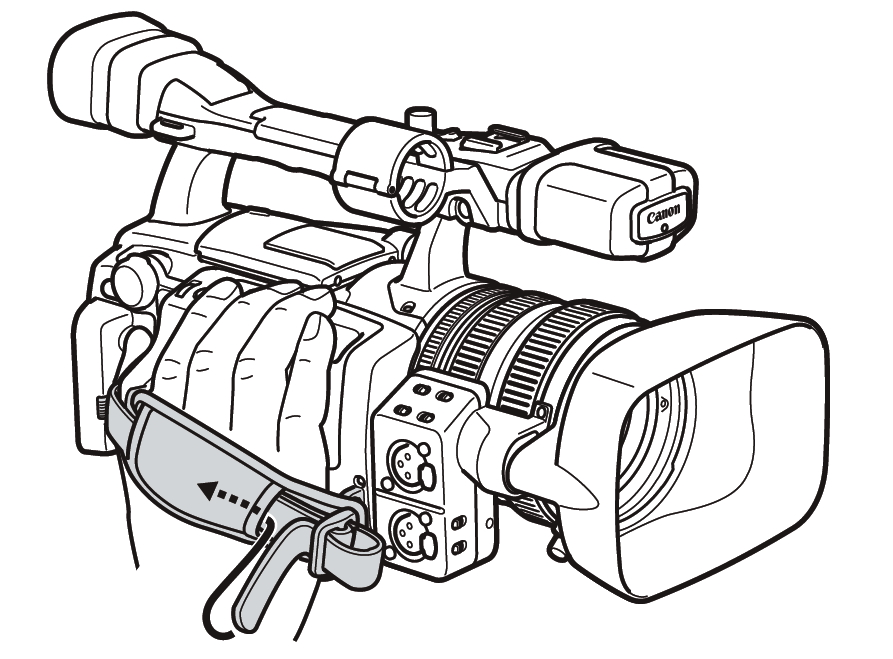893x659 Notice From Canon Regarding Xh Series Handgrip (Xh A1 A1s G1