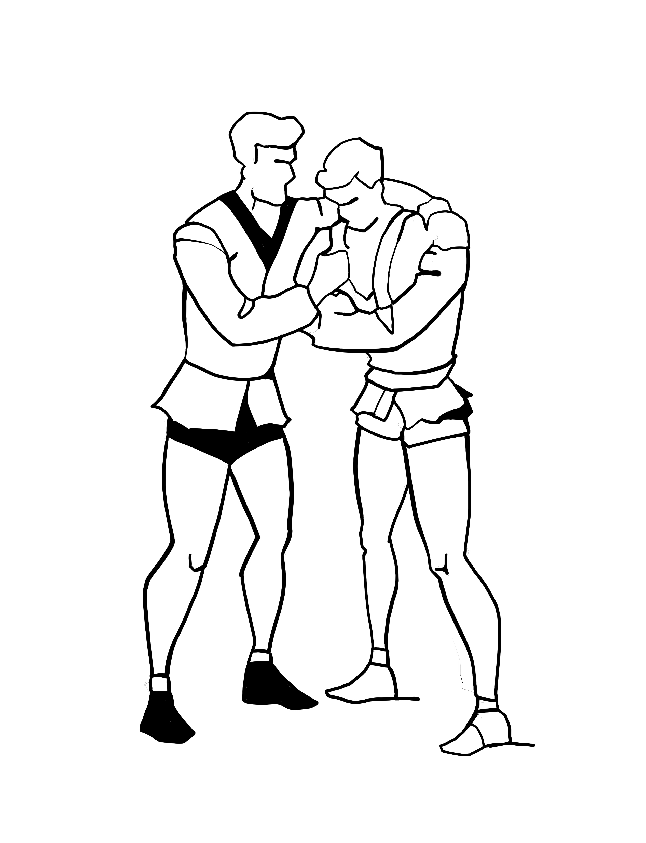 2537x3308 Unsymmetrical Grips In Judo, Sambo And Bjj Sherdog Forums Ufc