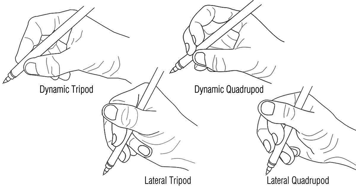 1200x629 Do You Hold Your Pencil The Proper Way