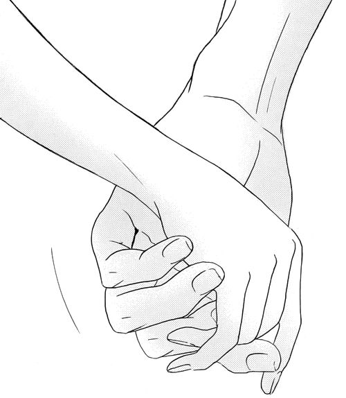 500x574 Drawings Of Hands Holding Hands Drawings Of Cute Couples Holding