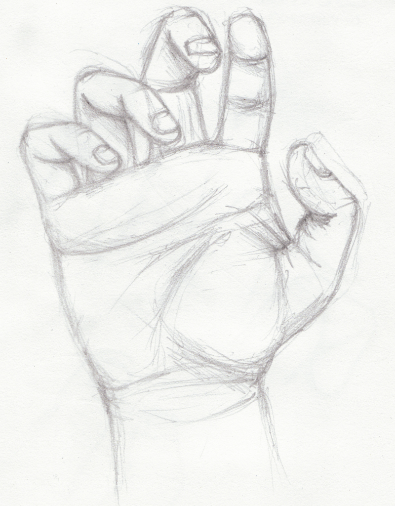 800x1024 Pencil Sketches Of Hands More Hands! (And A Few Fingers) Simon
