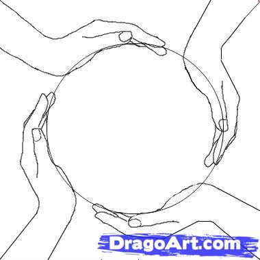 380x380 Best Photos Of Earth In Hands Drawing
