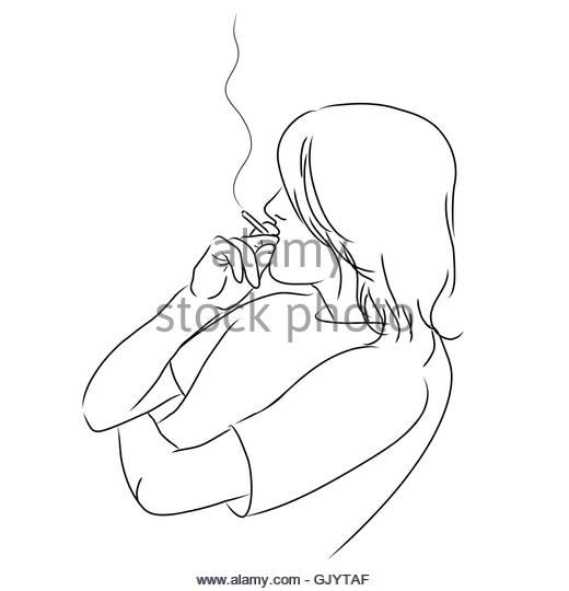 520x540 Cigarette Draw Stock Photos Amp Cigarette Draw Stock Images