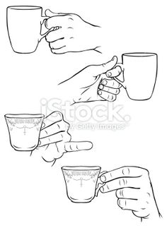 236x323 Drawn Glasses Hand Holding
