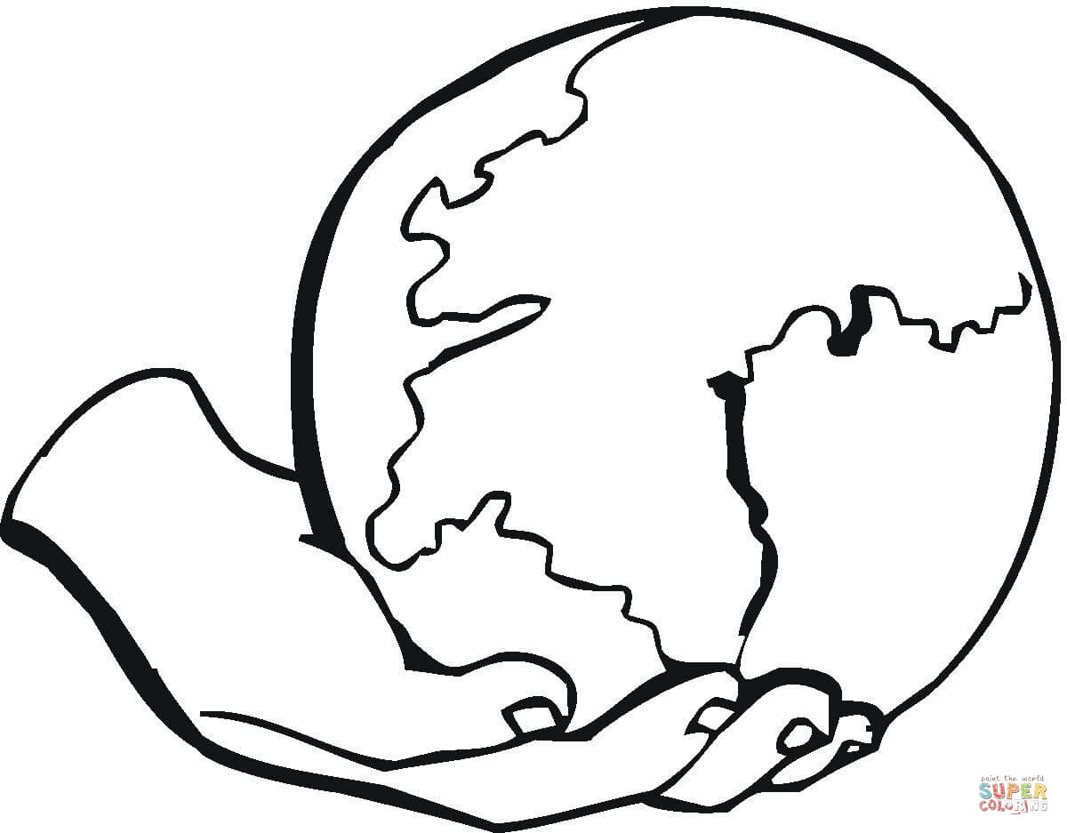 1200x937 Earth Clipart Black And White