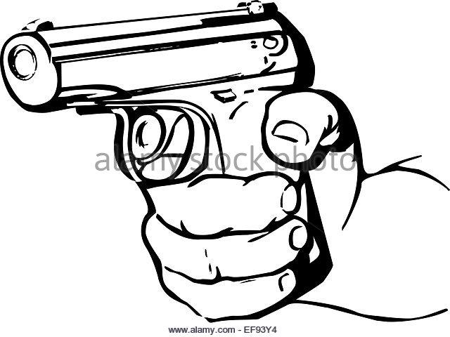 640x480 Handgun Illustrations Stock Photos Amp Handgun Illustrations Stock