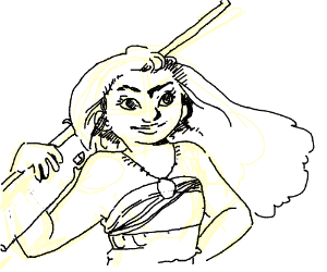 300x250 Moana But This Time With A Gun