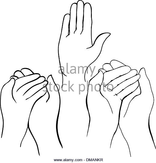 Hand Holding Something Drawing At Getdrawings Com Free For