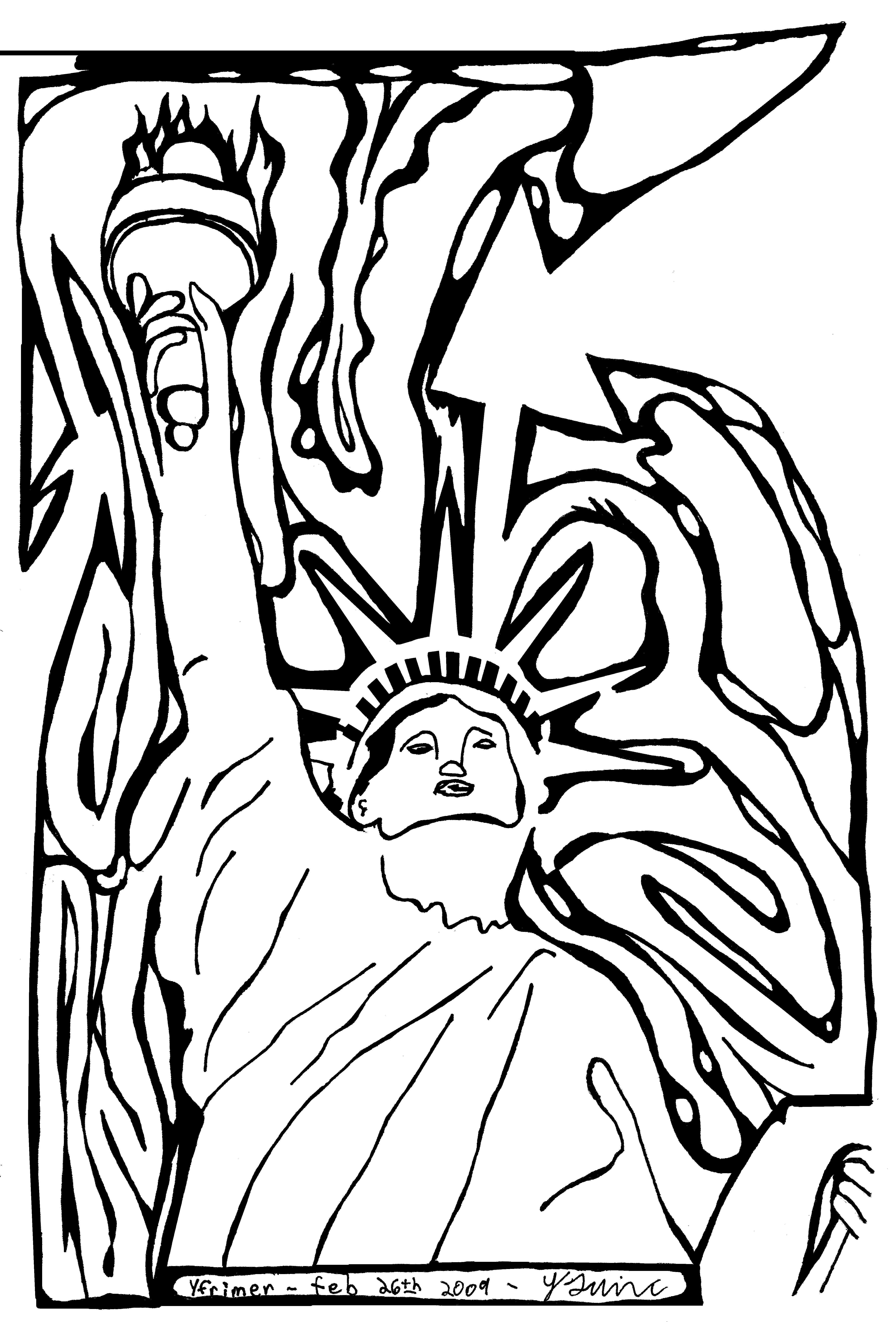 4824x7116 Jerusalem Maze Op Art Obama, Monkeys And Illusions