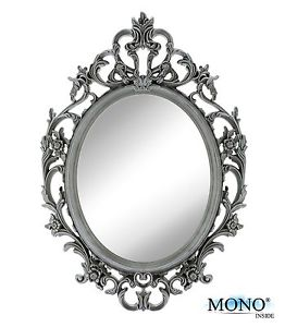 262x300 Antique Hand Mirror Drawing