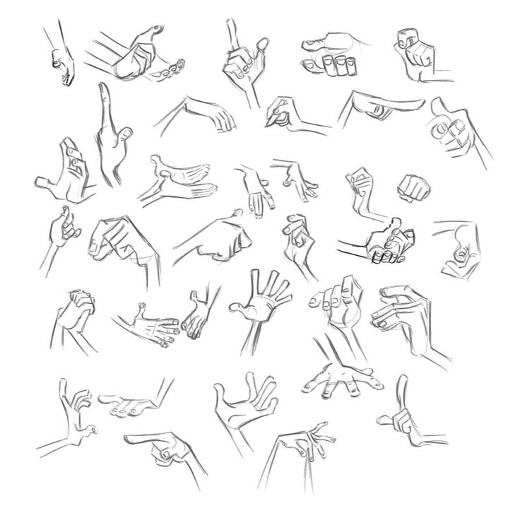 736x733 164 Best Hands And Feet Reference Images On Drawing