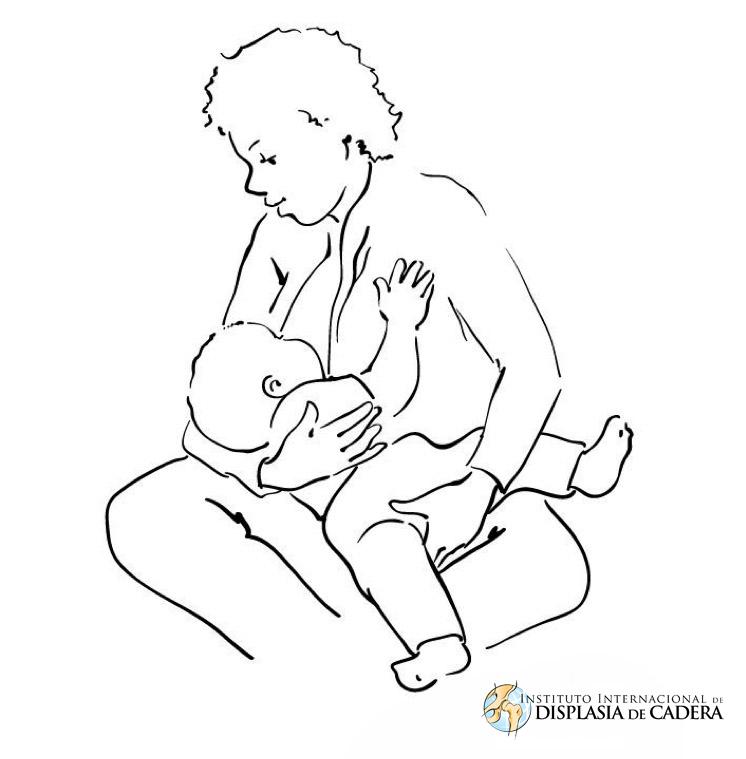 746x759 Spanish Breastfeeding In Spica Cast Cradle Hold International