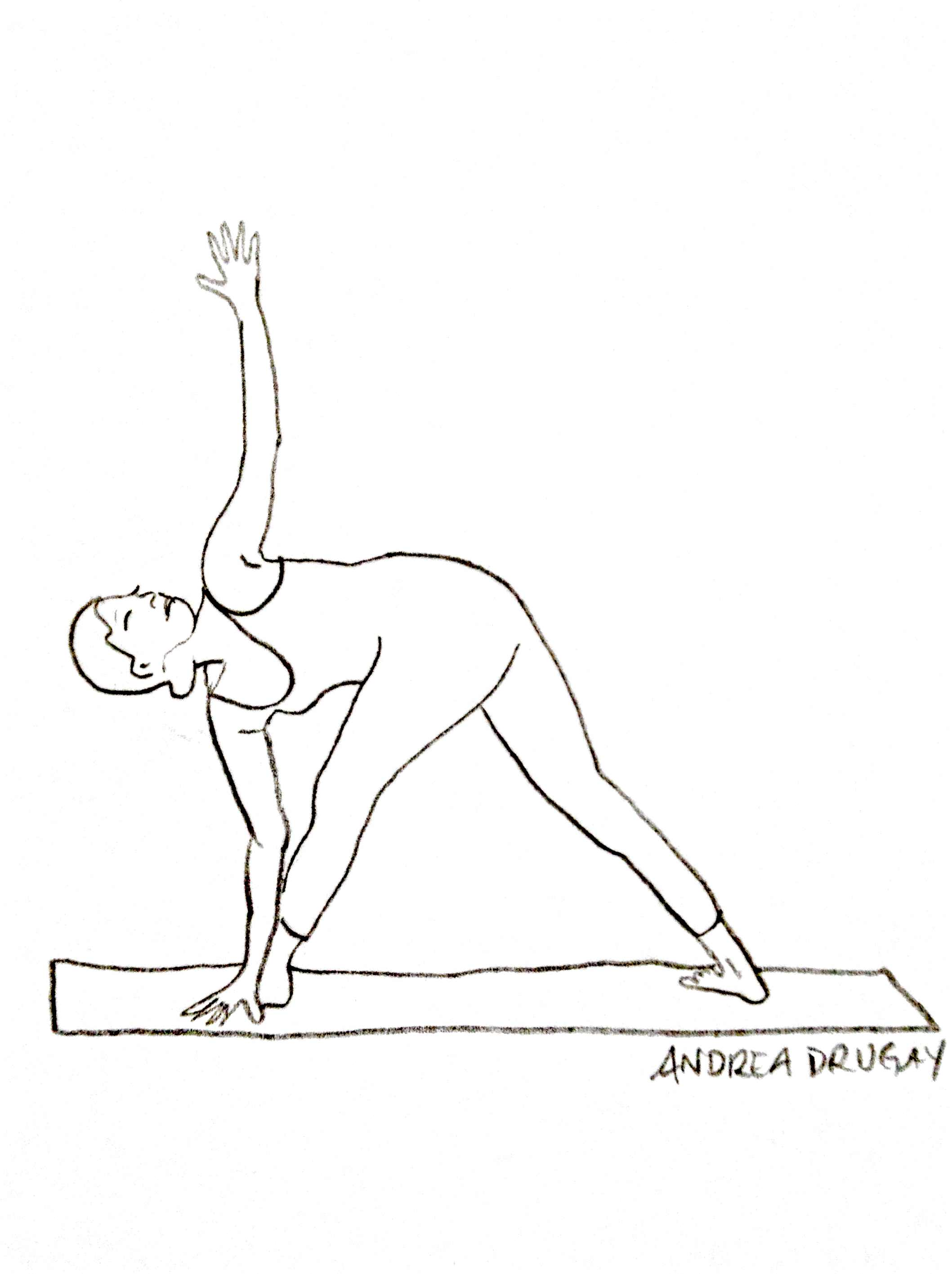 2117x2833 Yoga Poses For Your It Band Andrea Drugay