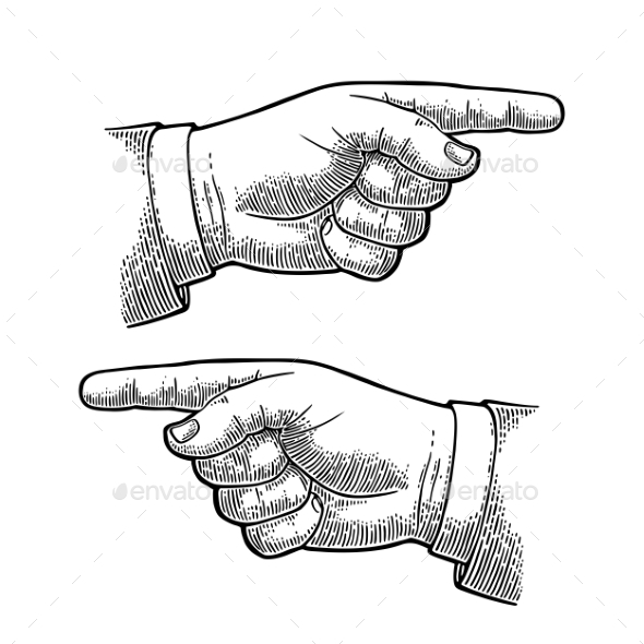 590x590 Pointing Finger Pointing Fingers, Font Logo And Fonts