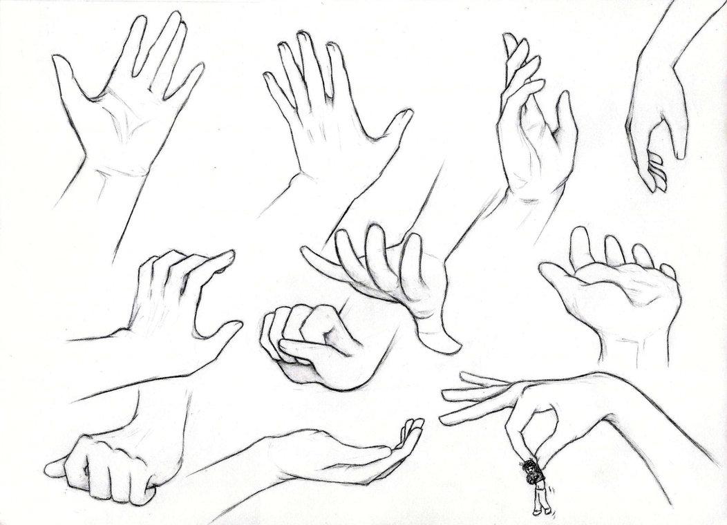 1052x760 Photos Anime Hand Poses,