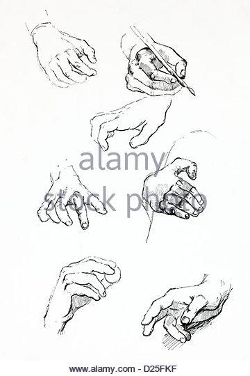 360x540 Original Pencil Drawing Charcoal Hand Stock Photos Amp Original