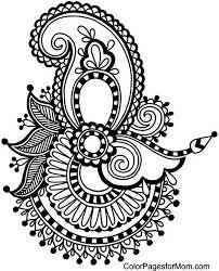 202x250 Image Result For Paisley Print Drawing Mandala