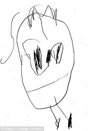 306x458 How A Child's Drawings