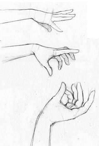 316x465 Resultado De Imagen Para How To Draw Hand Reaching Out Un Poco