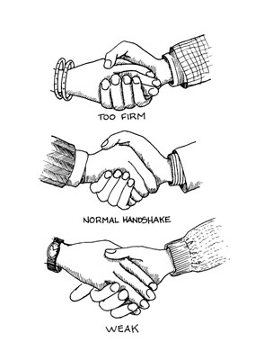 294x400 How To Master The Business Handshake