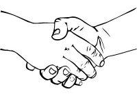200x140 Inspirational Hands Shaking Clipart Handshake Hand Shake Clip Art