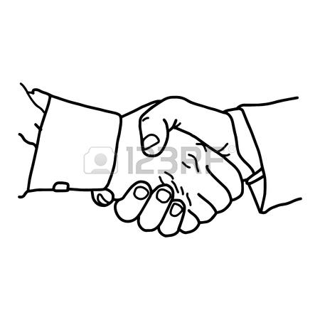 450x450 Business Handshake