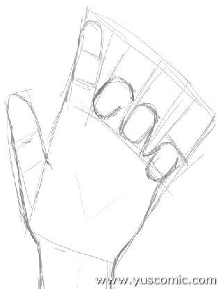 317x417 Drawing Simple Hand Drawing Talk