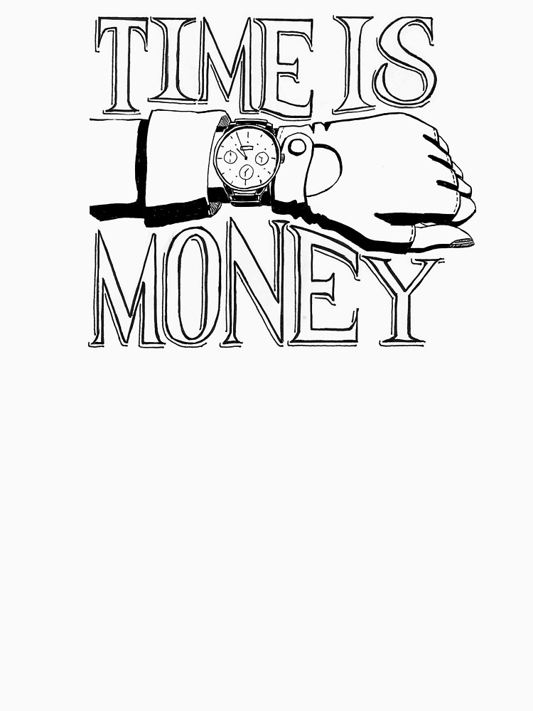 750x1000 Time Is Money