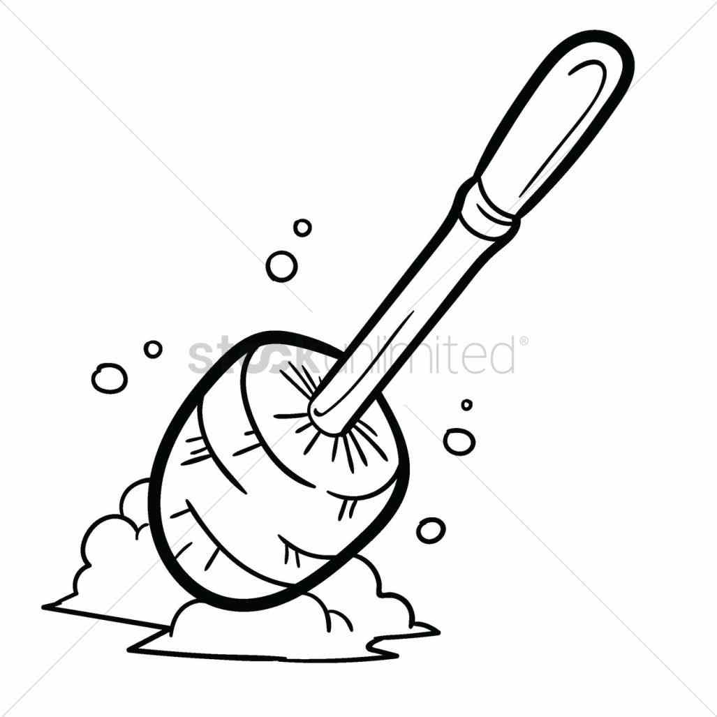 1027x1027 The Images Collection Of Photo Woman Toilet Brush Clipart Hand