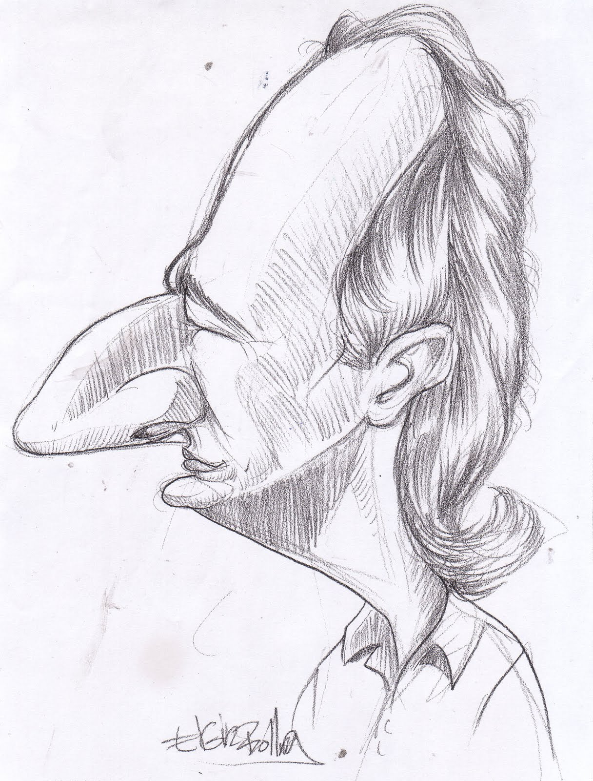 1216x1600 Subwaysurfer Blogggg Subway Pencil Caricature Portraits By Elgin