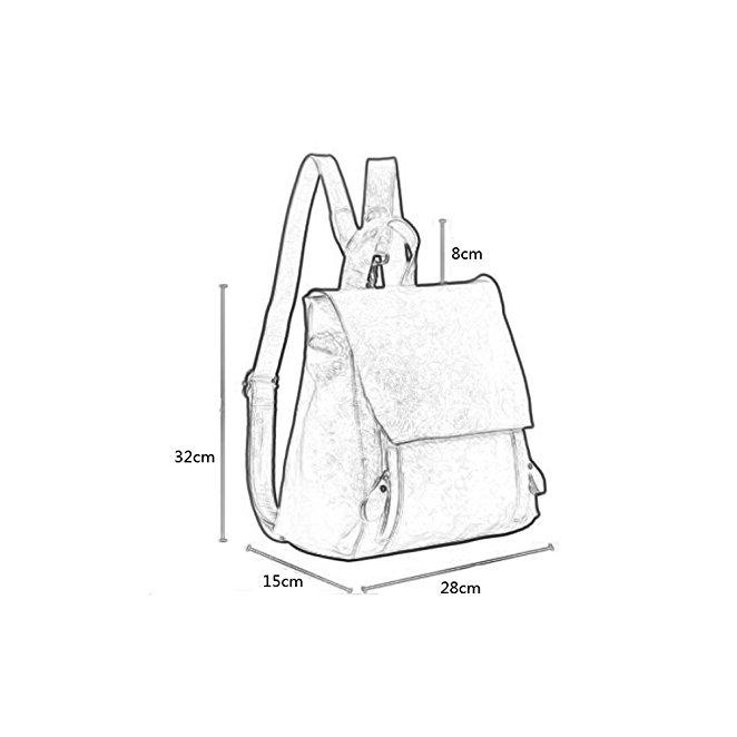 662x662 Hifish Hb125058c1 Pu Leisure Women's Handbag, Box Scrub Handbags