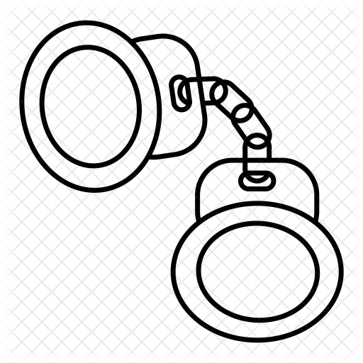 512x512 Handcuff Icon