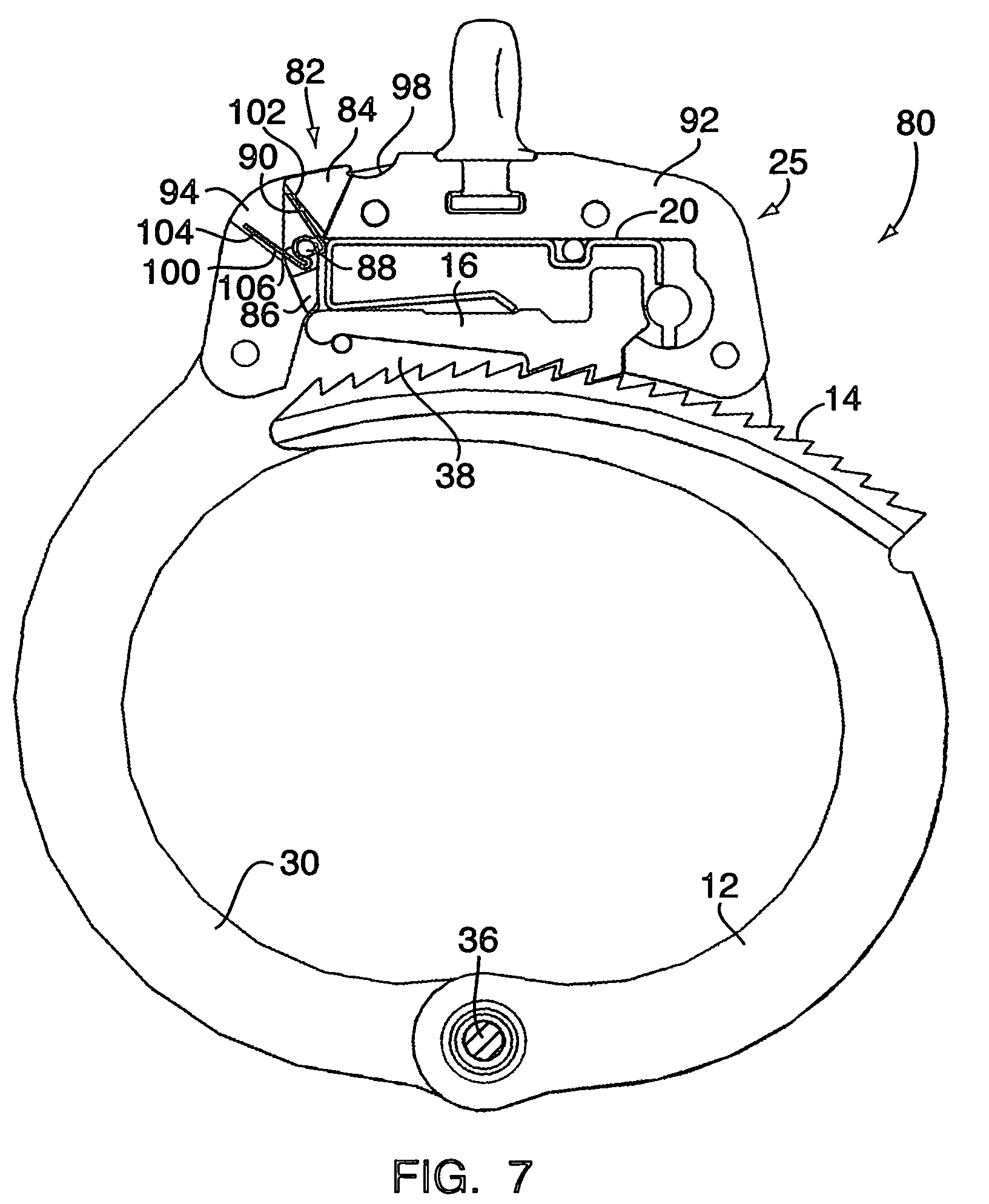 1633x1988 How The Interior Mechanism Of Handcuffs Operates Mechanical Gifs