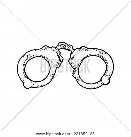 450x470 Handcuffs Images, Illustrations, Vectors