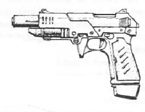 300x232 Nambu Pistol
