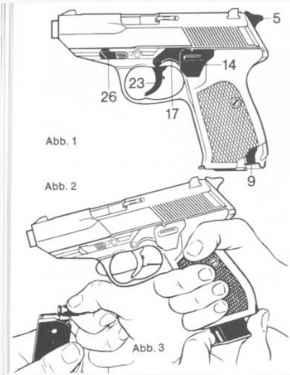 290x375 Walther P5 Magazine