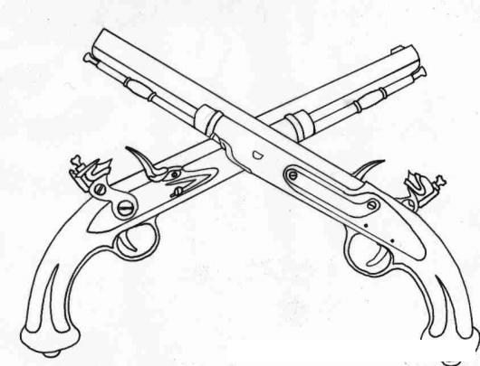 530x405 Drawings Of Guns And Handguns
