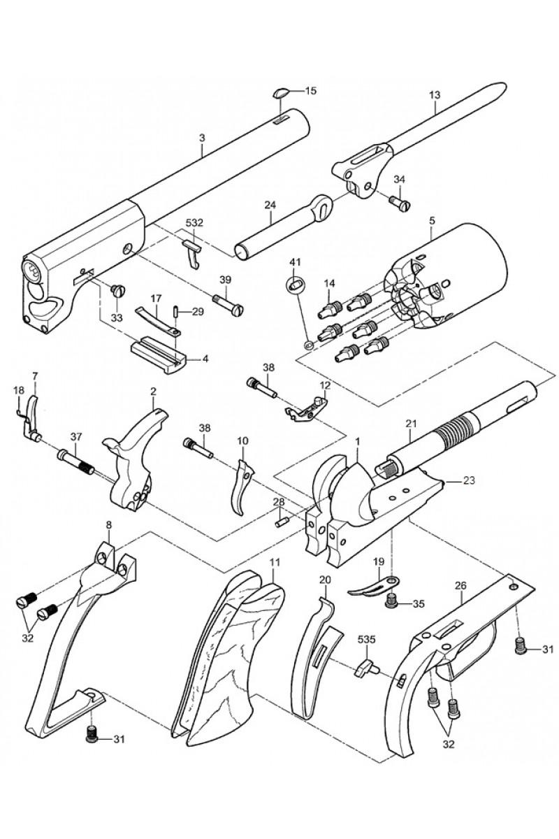 800x1200 Uberti Parts