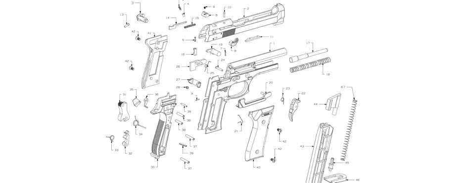 950x371 Chiappa Firearms