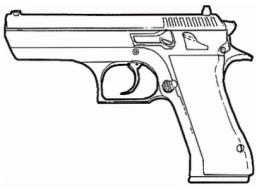259x190 Contemporary Pistols