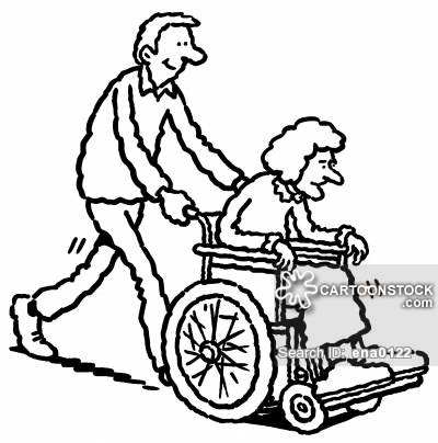 400x404 Wheelchair Bound Cartoons And Comics