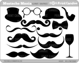 340x270 Victorian Mustache Etsy