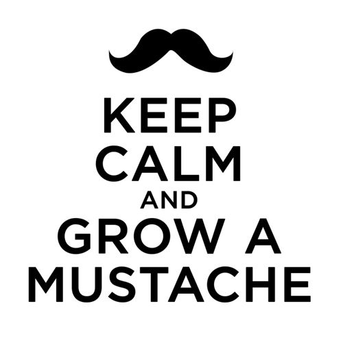 500x500 Inspiration Avenue Mustache Art It Is!! This Week