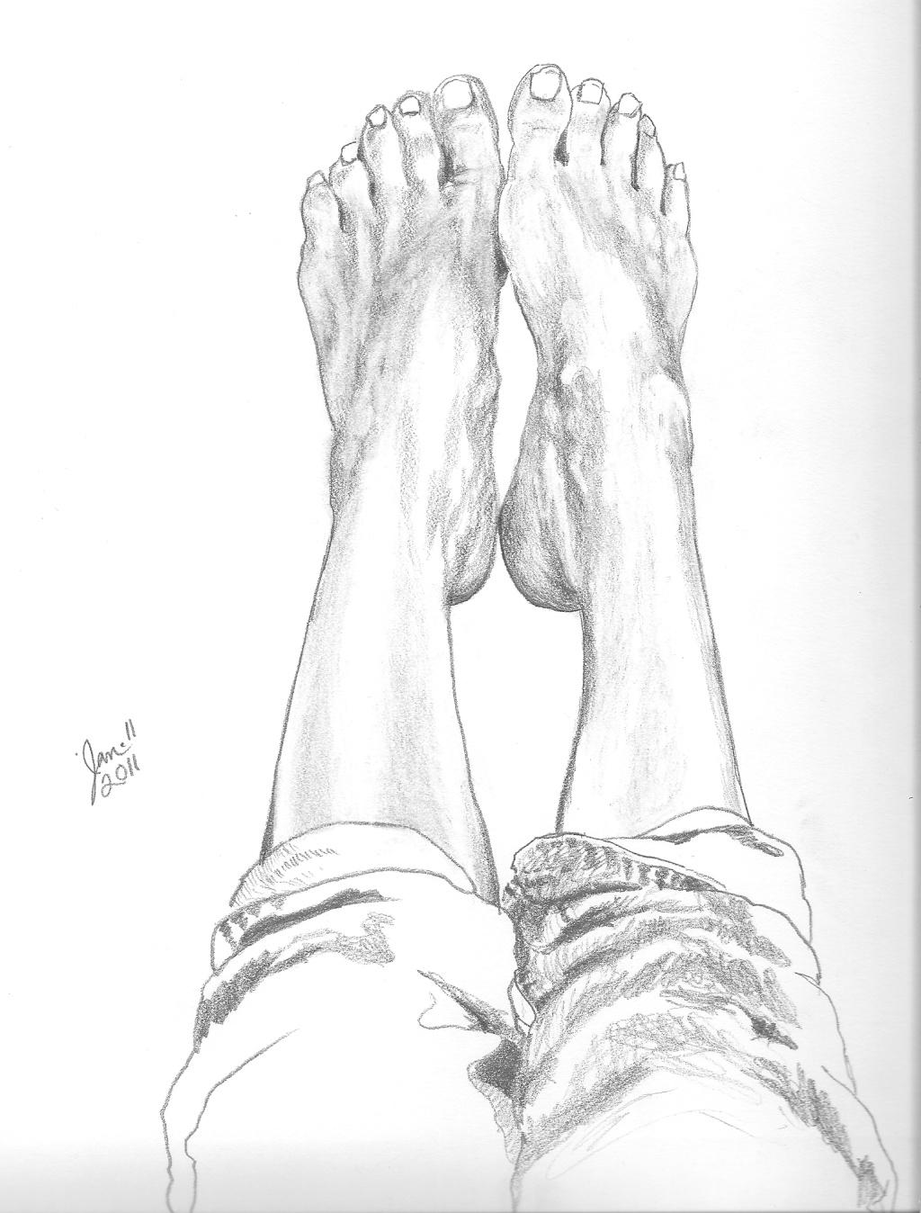 1024x1348 Sketch A Day 2011 Jan. 11, 2011