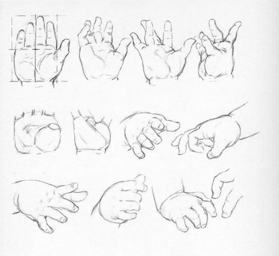 564x518 Drawing Baby Hands Recipes To Make Baby Hands And Draw
